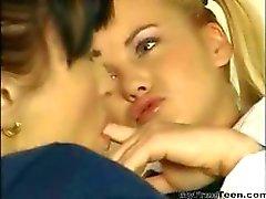 Italian School Foursome teen amateur teen cumshots swallow dp anal