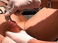 Amateur creampie cleanup