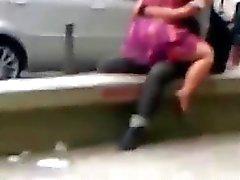 sexo na rua do rio