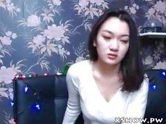 Chinese Cute Girl Masturbate