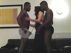 Cuckold Wife Discussing component 1 - Two BBCs