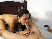 Big Boobs Latin Girl