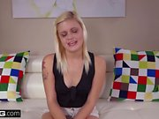 Tiny Teen Madison Hart Gets A Creampie In Her Tight Pussy