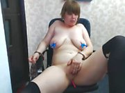 Tortured on webcam 01