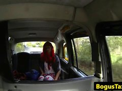 European emo analfingering and drilled in taxi