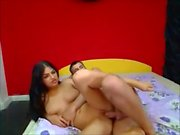Fascinating blowjob from the hot young brunette