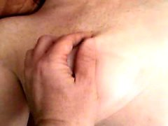Tattooed brunette slut gives hot blowjob in POV
