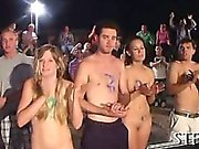 Intoxicating fuckfest party