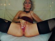 Amateurs Gone Wild Awesome Solo Girl Playing with Herself P1 High Definition
