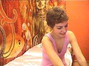 babe brighteyes024 fingering herself on live webcam