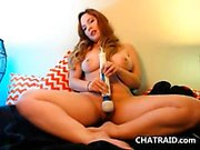 Jodi Amateur Redhead The Vibraking toy