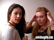netvideogirls - Amateur Claire Attacks Sam