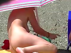 Beach hidden cam