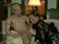 -Titty Teen Slut Fucked by Big Cock