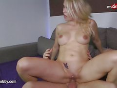 My Dirty Hobby - MILF deepthroating and rimming