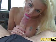 Kinky Dirty cock loving blonde with great tits