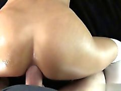 Amateur handjob swallow