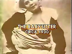 Vintage Babysitter