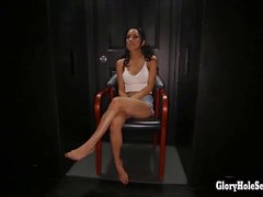 Who sucks better in the gloryhole 1 2 or 3