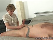 Lady Sonia - 9 inches cock fucked me withour mercy