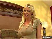 Mature blonde Milf gets hard anal fuck