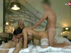My Dirty Hobby - Horny duo get fucked