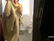My beautiful stepmom on hidden cam