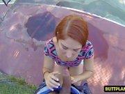 hot teen sex with cumshot segment clip 1