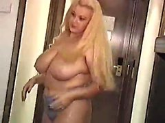 Her partner Omar fucked English Kirstyn Halborg
