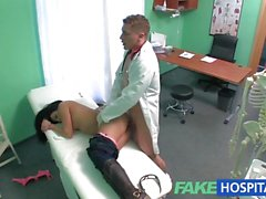 Rampant Doctor pleases patient
