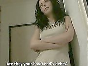 CZECH STREETS - ELISKA Cheated her Husband in their Flat