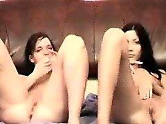Slim Lesbian Sluts Live