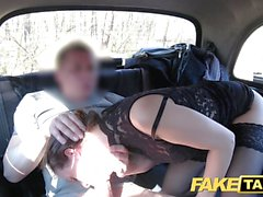Fake Taxi Czech lady craves a hard cock cramming