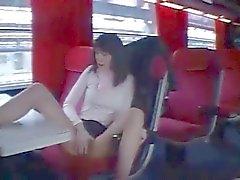 exib dans le train