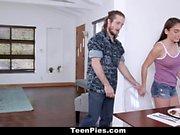 TeenPies - Hot Girlfriend Impregnated By Boyfriend