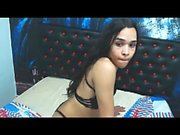 Asian Plumper Webcam Striptease