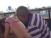 On the Balcony in Vegas