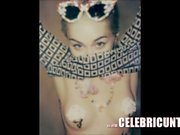 Miley Cyrus Nude Pussy Full Frontal