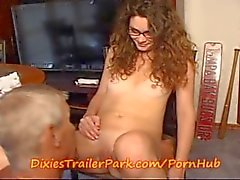 Husband BUSTED fucking the TEEN Baby Sitter
