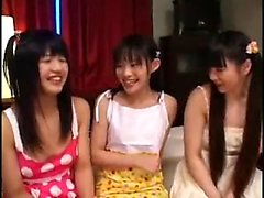 Sweet Asian Teen First Lesbian Sex