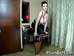 Plumpy Hottie Piss Hole Pegged Nasty
