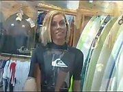 Hot Surfer Mom (Store Fuck)