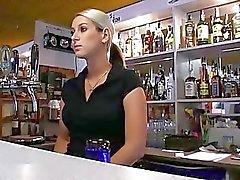 Blonde amateur gets laid for cash