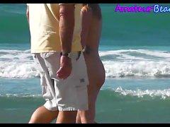 Amateur Nude Beach Voyeur Spy Video