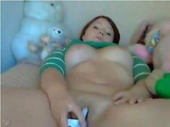 Fat Cam Dildo 2