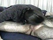 Amateur houswife blowjob