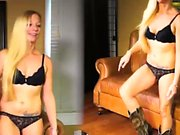 Amateur On Casting Couch Gets Dirty HER SNAPCHAT - MIAXXSE