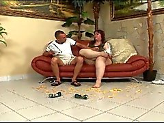 Fat amateur hardcorr pounding