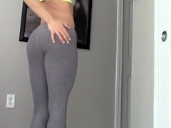 Amazing filthy JOI Gym Clothes
