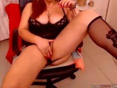 chubby cam girl, Panties, Heels and Feet Tease